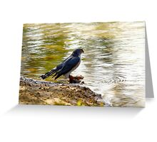 Patience Is A VIrtue Greeting Card