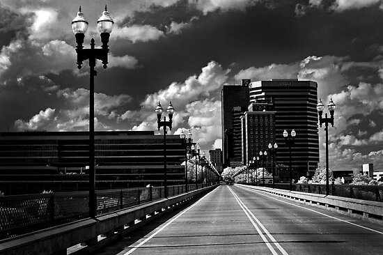 Gay Street Bridge - Knoxville by ©  Paul W. Faust