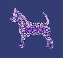 Chihuahua Floral... T-Shirt