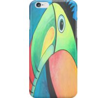 Bold Toucan iPhone Case/Skin
