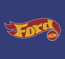 Ford hot wheels by Benjamin Whealing