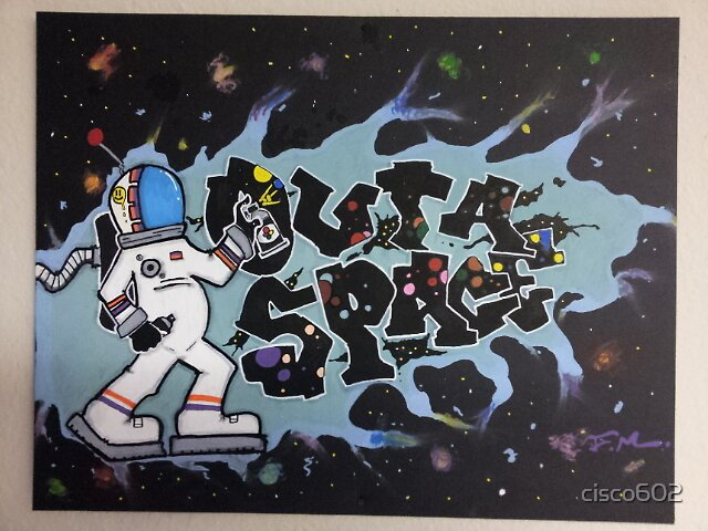outa space by cisco602