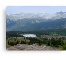 Rocky Mountain High Canvas Print
