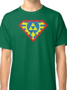 Super Triforce II Classic T-Shirt