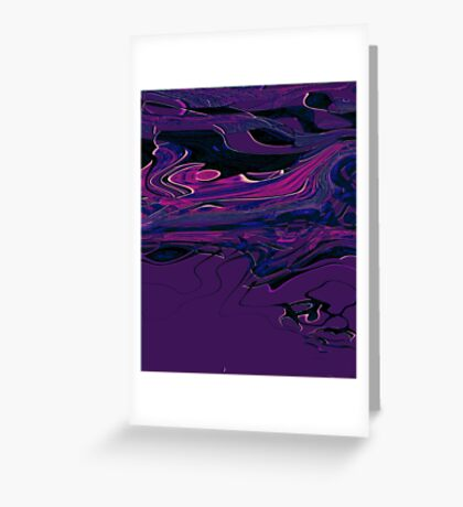 1673 Abstract Thought Greeting Card