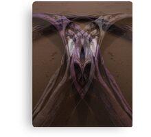 Twisted limbs Canvas Print