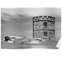 La Perouse Fort Poster