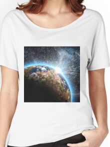 Earth 4 Women's Relaxed Fit T-Shirt