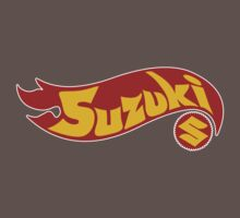 Suzuki hot wheels by Benjamin Whealing