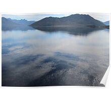 Lake Pedder   #145 - Tasmania Poster
