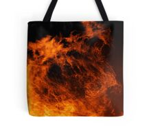 Fire Demon Tote Bag