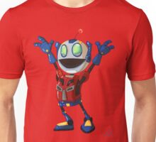 Optimus Time Unisex T-Shirt