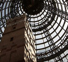 Shot tower in Melbourne by photojunk