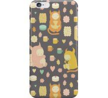 Cookies Monsters iPhone Case/Skin