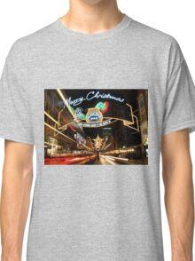 Christmas in London Classic T-Shirt