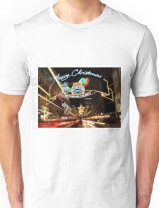Christmas in London Unisex T-Shirt