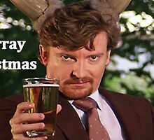 Murray Christmas Flight Of The Conchords by Jiii