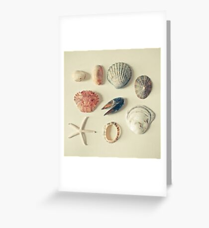 From the Sea Greeting Card