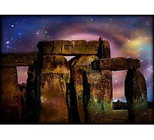 Stone Henge © Photographic Print