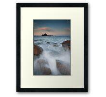 Dawn at Redgate Framed Print