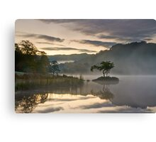 Misty Rydal Canvas Print