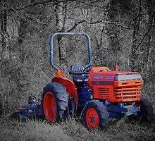Tractor by James Brotherton