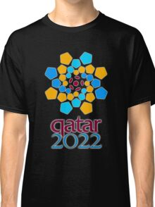 Qatar 2022, Fifa World Cup logo Classic T-Shirt