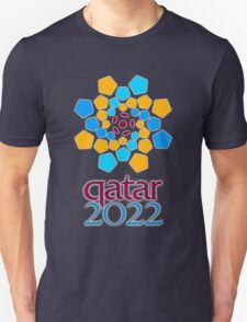 Qatar 2022, Fifa World Cup logo T-Shirt