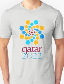 Qatar 2022, Fifa World Cup logo T-Shirt