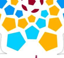 Qatar 2022, Fifa World Cup logo Sticker