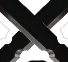 Coffin Squad Spikes Sticker