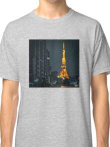 Tokyo Tower Classic T-Shirt