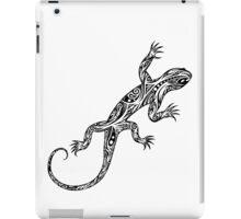 Tribal Lizard iPad Case/Skin