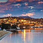 Merimbula Morning by Trevor Middleton