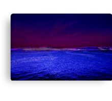 In the distance.... Canvas Print