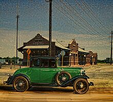1931 Chevrolet Business Coupe by TeeMack