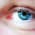 James' Baby Blue Eye by down23