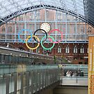 Olympic Rings by perrycass