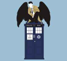 The Angel Has The Phonebox