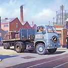 Russell of Bathgate ERF KV by Mike Jeffries