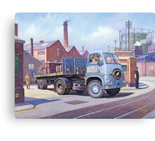 Russell of Bathgate ERF KV Canvas Print