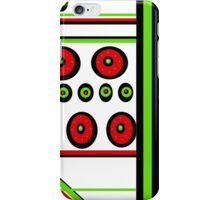 modernism HOLIDAY iPhone Case/Skin
