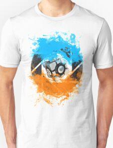 The Blue & Orange Gels T-Shirt