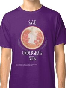 Save Undershaw Now Two Classic T-Shirt