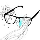 Spring Glasses by Aleksandra Kabakova
