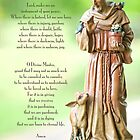 Prayer of St. Francis of Assisi by Bonnie T.  Barry