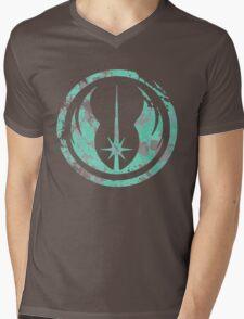 Jedi Emblem  Mens V-Neck T-Shirt