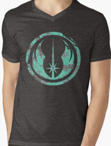Jedi Emblem  Mens V-Neck T-Shirt