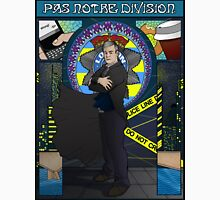 Sherlock Nouveau: Gregory Lestrade Unisex T-Shirt