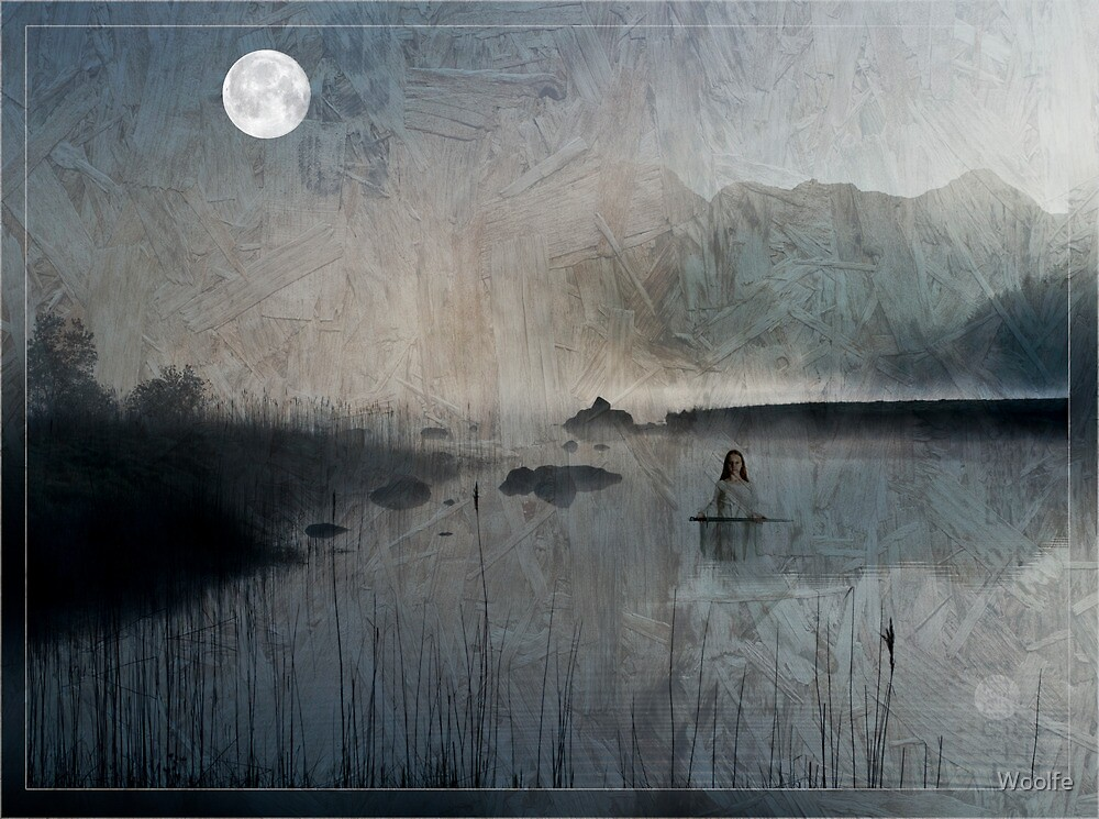 Lady of the Lake by Woolfe